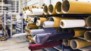 Setor têxtil em queda, em Portugal
